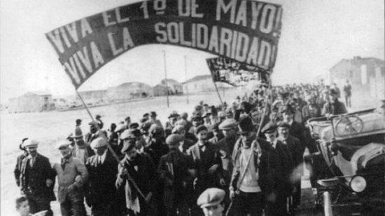 Día Internacional del Trabajo