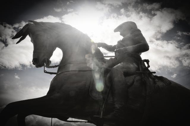 171° aniversario de la muerte de San Martín